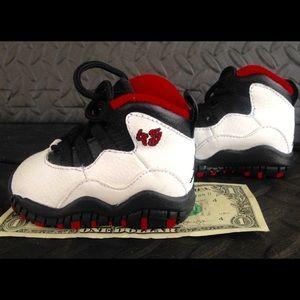Jordan Retro 45 Chicago Infant Size 2c